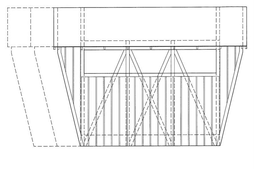 House Plan #137-1037