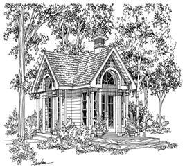 House Plan #137-1039