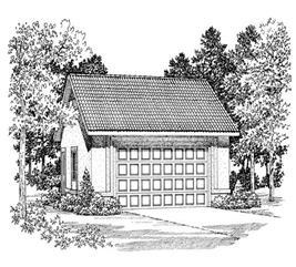 House Plan #137-1045