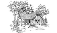 Main image for house plan # 18858