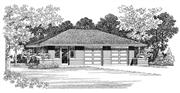 View house Plan#137-1051