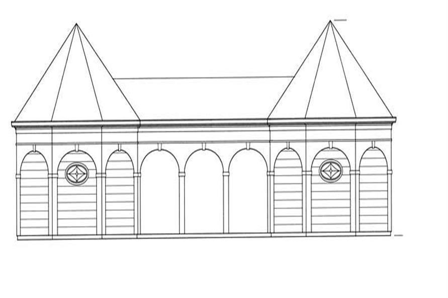 House Plan #137-1052