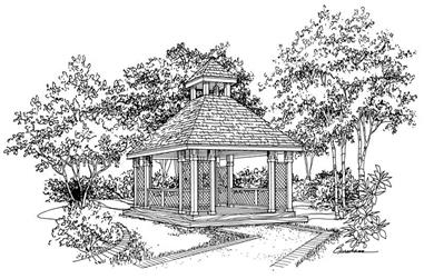 Main image for house plan # 18860