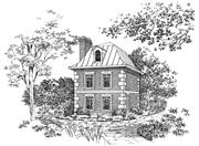 View house Plan#137-1057