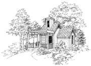 View house Plan#137-1058