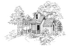 Main image for house plan # 18865