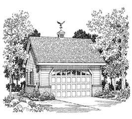 House Plan #137-1064