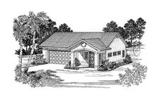 Main image for house plan # 18825