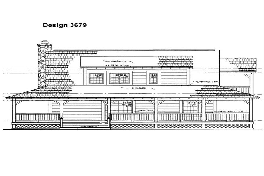 House Plan #137-1079