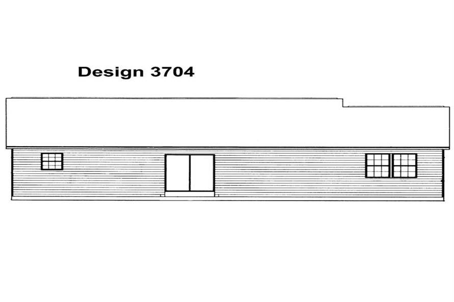 House Plan #137-1092