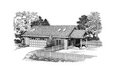 Main image for house plan # 18832