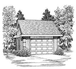 House Plan #137-1108