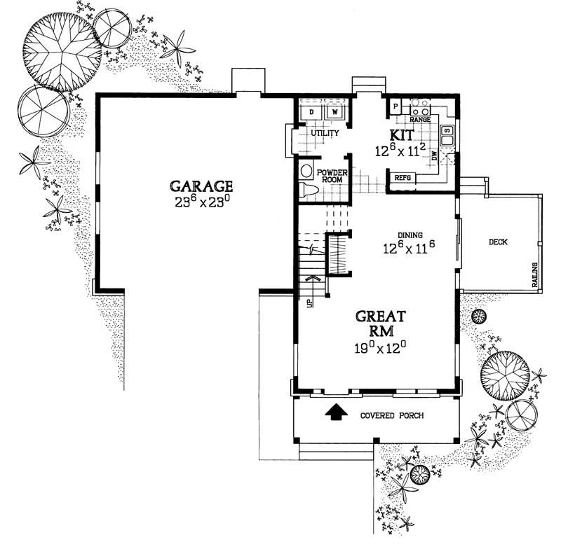 Country house plans home design hw 5546 17829 for Country home collections flooring
