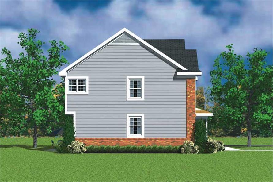 House Plan #137-1112