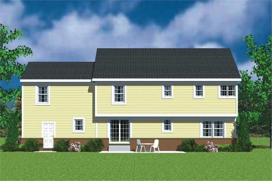 House Plan #137-1113