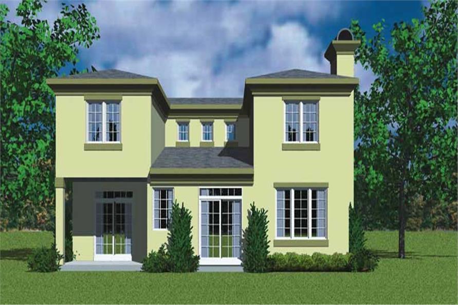 House Plan #137-1119