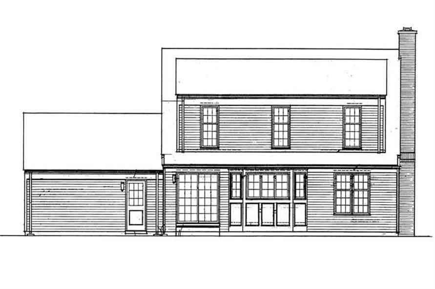 House Plan #137-1126