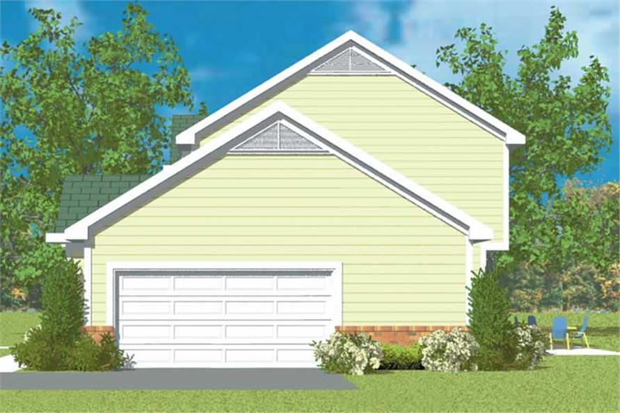 House Plan #137-1130