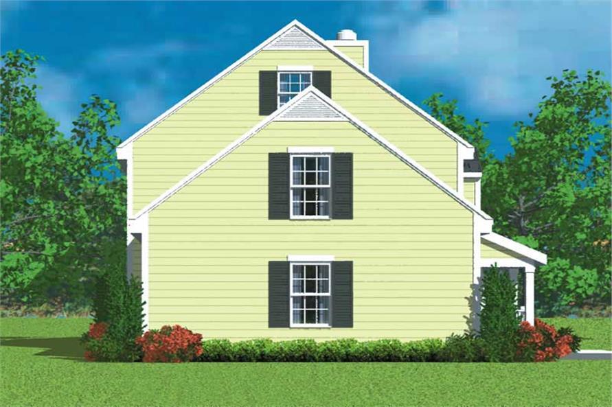 House Plan #137-1131