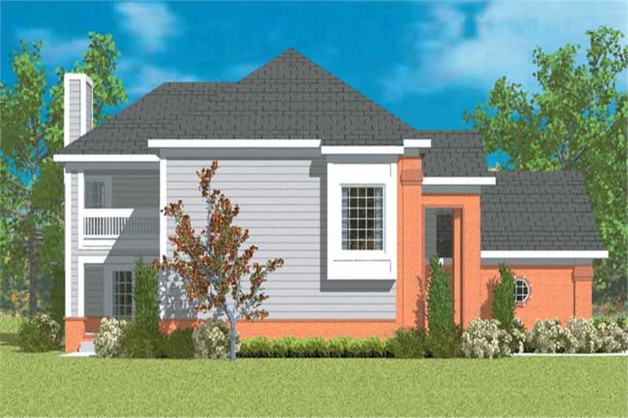 House Plan #137-1138
