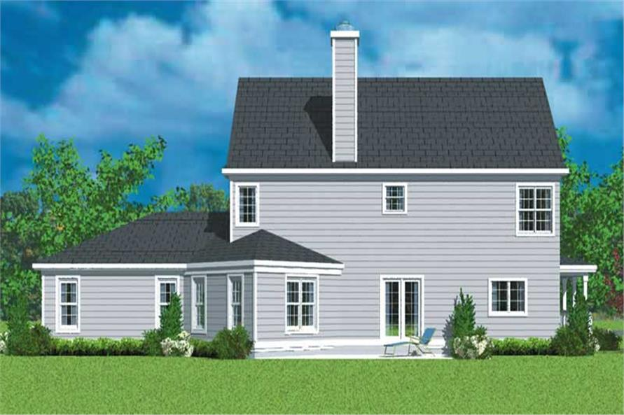House Plan #137-1142