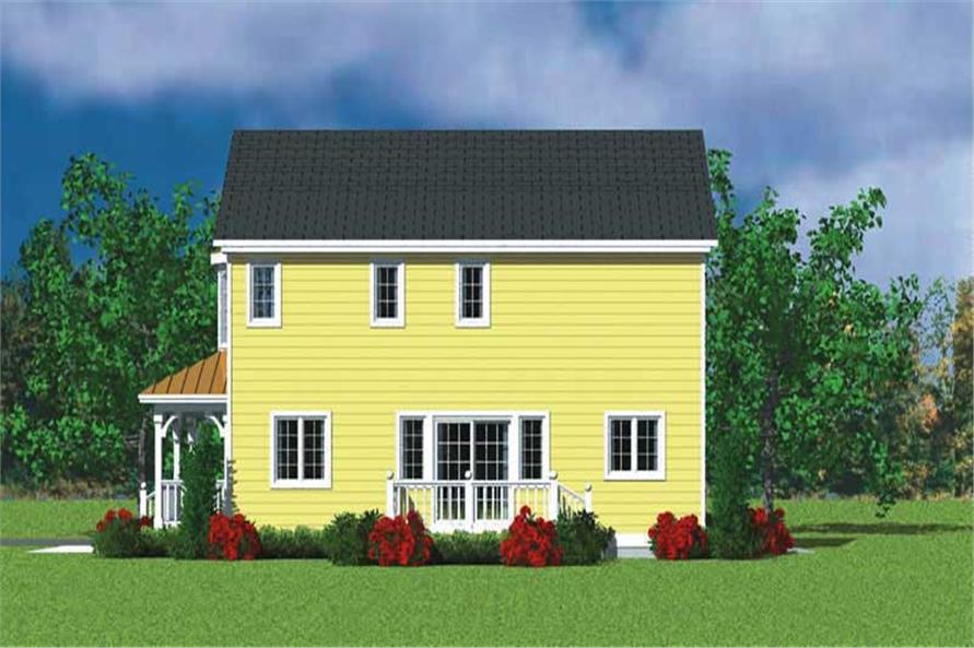 House Plan #137-1146