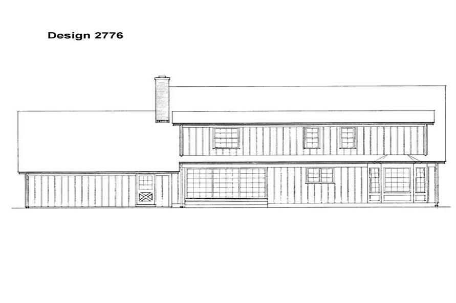 House Plan #137-1147