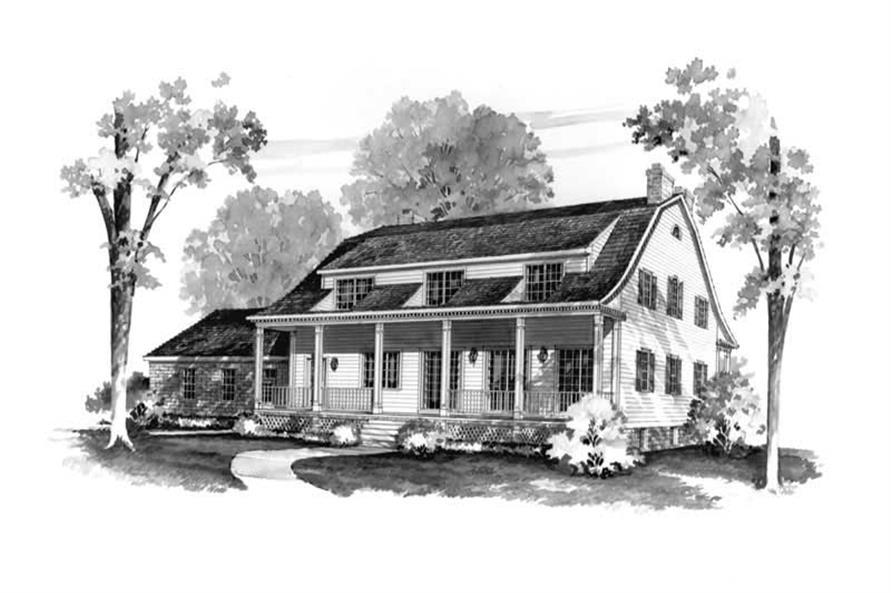 House Plan #137-1150