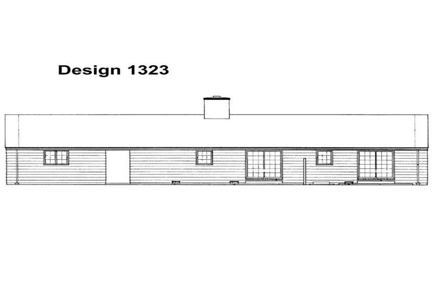 House Plan #137-1154
