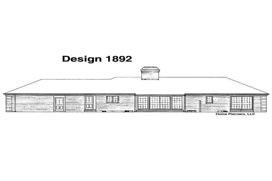 House Plan #137-1162