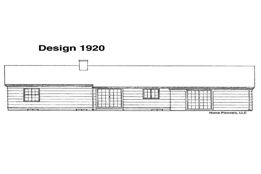 House Plan #137-1167