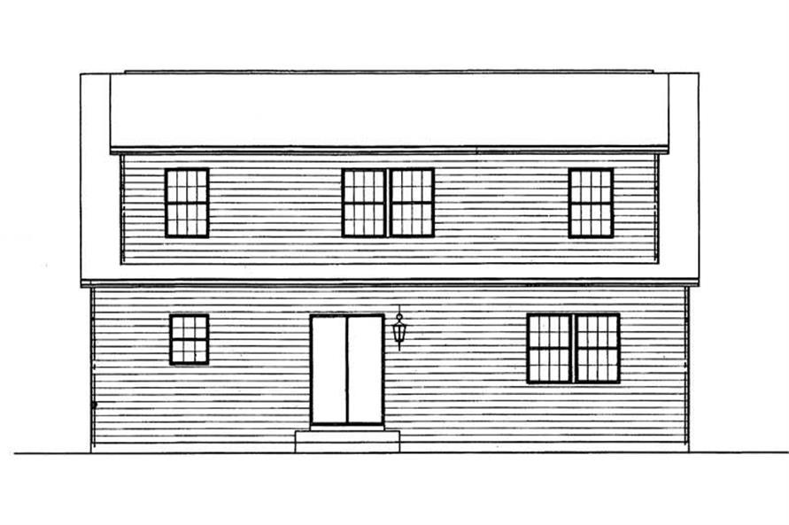 House Plan #137-1193