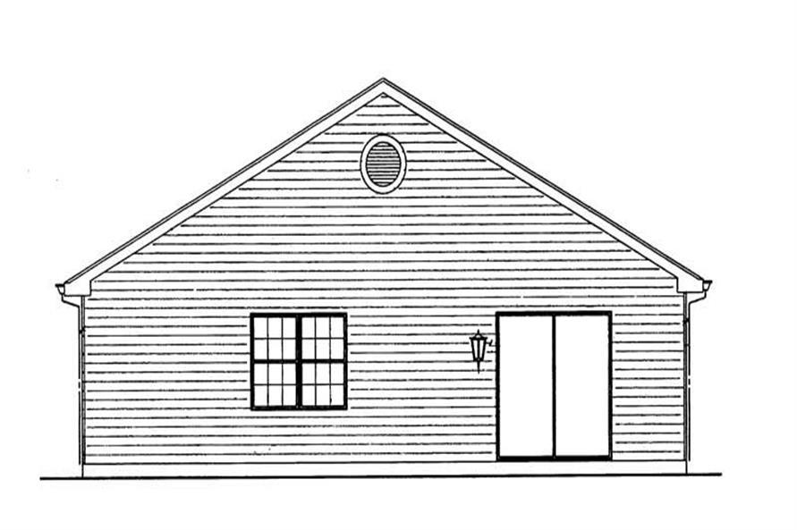 House Plan #137-1195