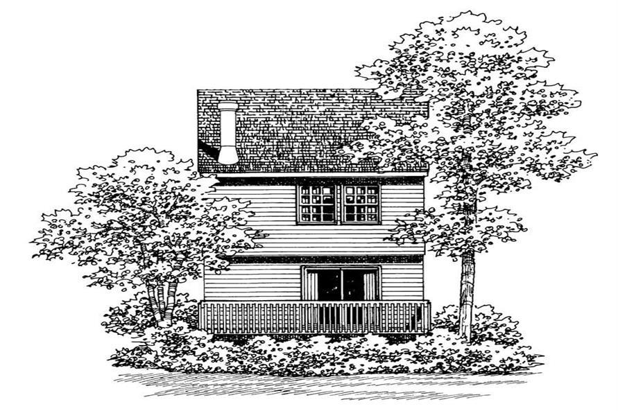 House Plan #137-1202