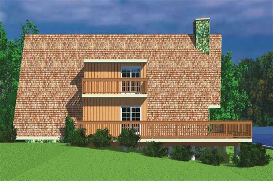 House Plan #137-1205