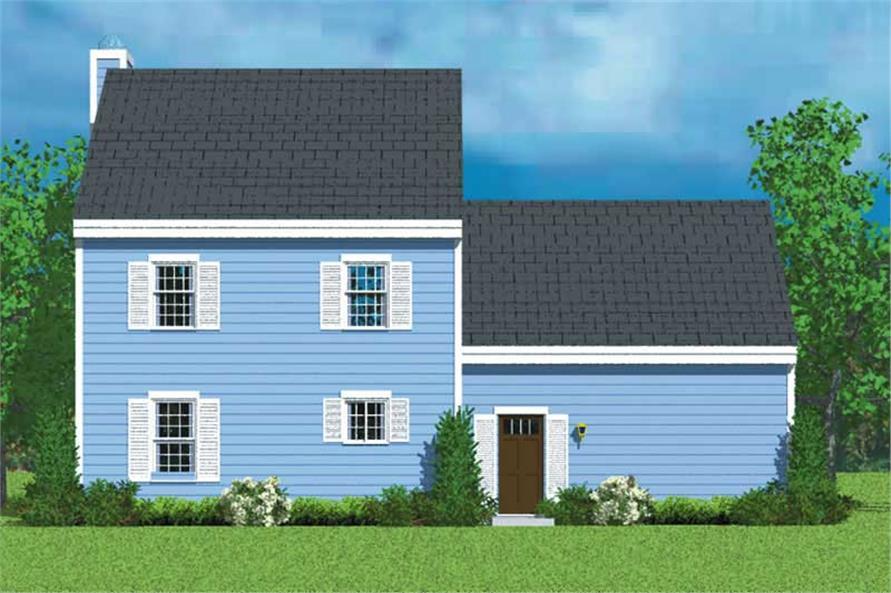 House Plan #137-1220