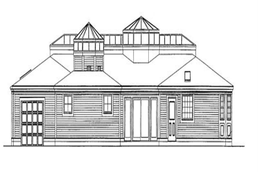 House Plan #137-1228