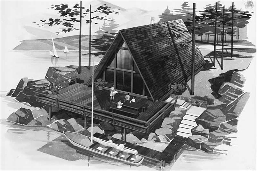 House Plan #137-1239