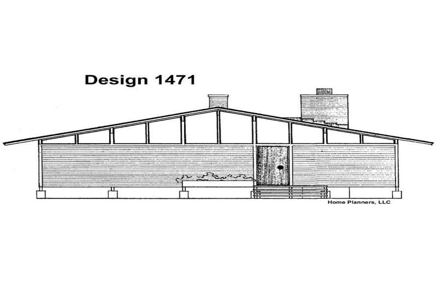 House Plan #137-1245