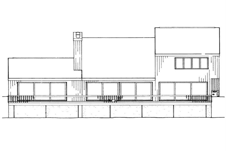 House Plan #137-1253