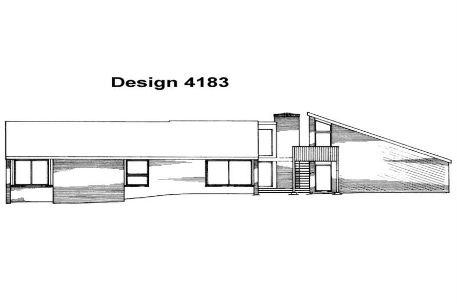 House Plan #137-1255