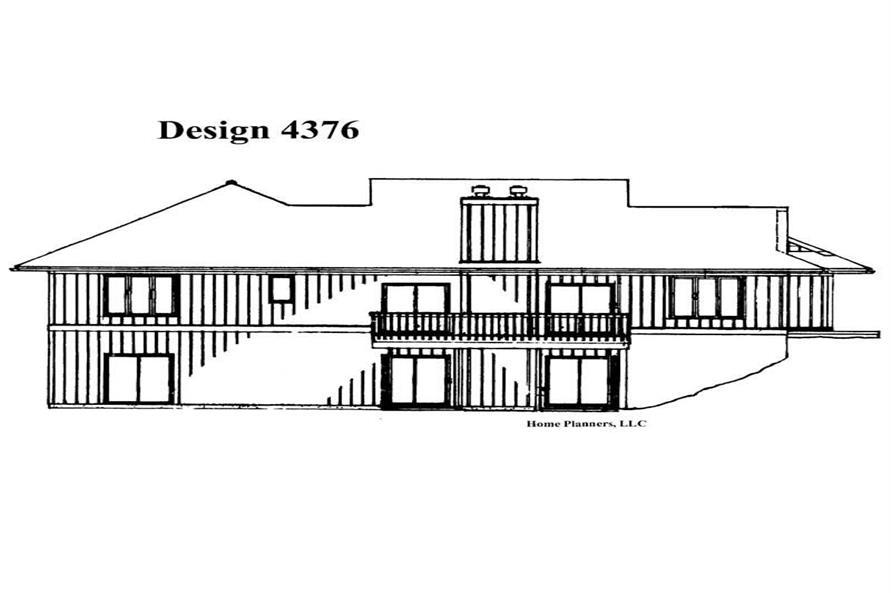 House Plan #137-1257