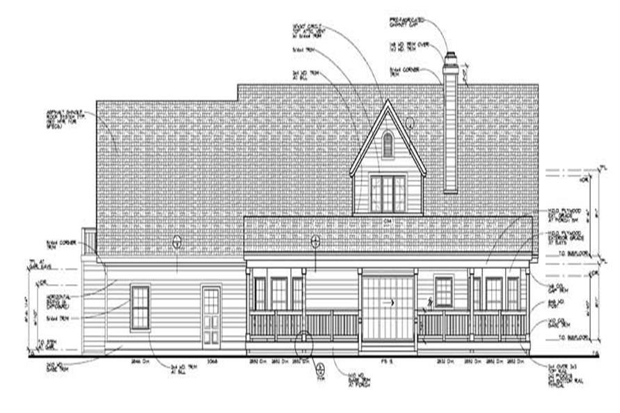 House Plan #137-1258