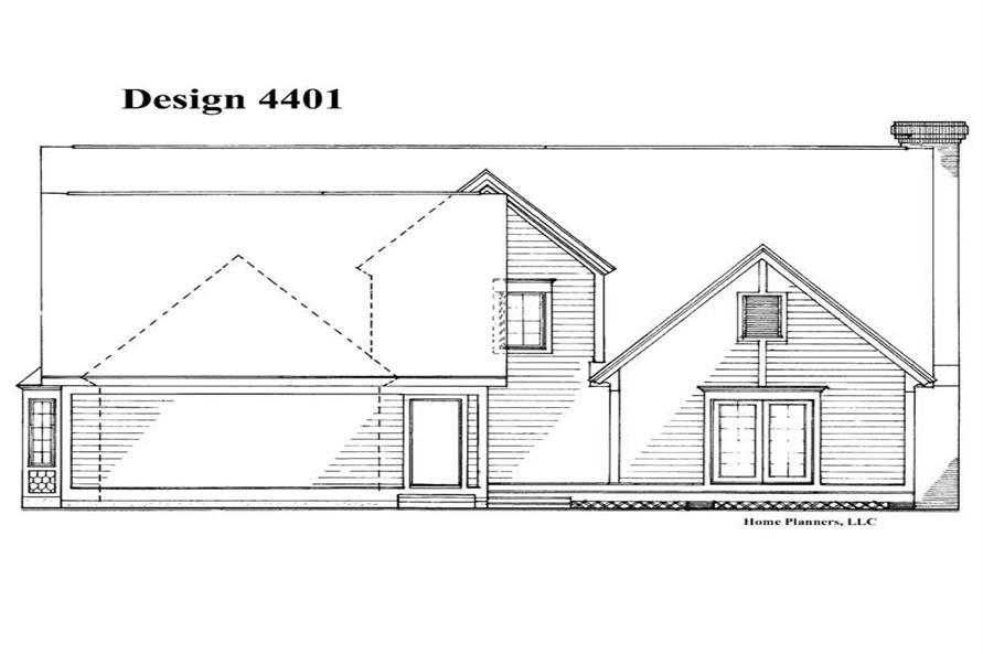 House Plan #137-1261