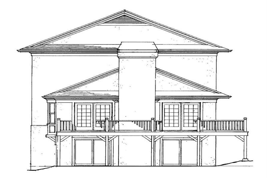 House Plan #137-1262