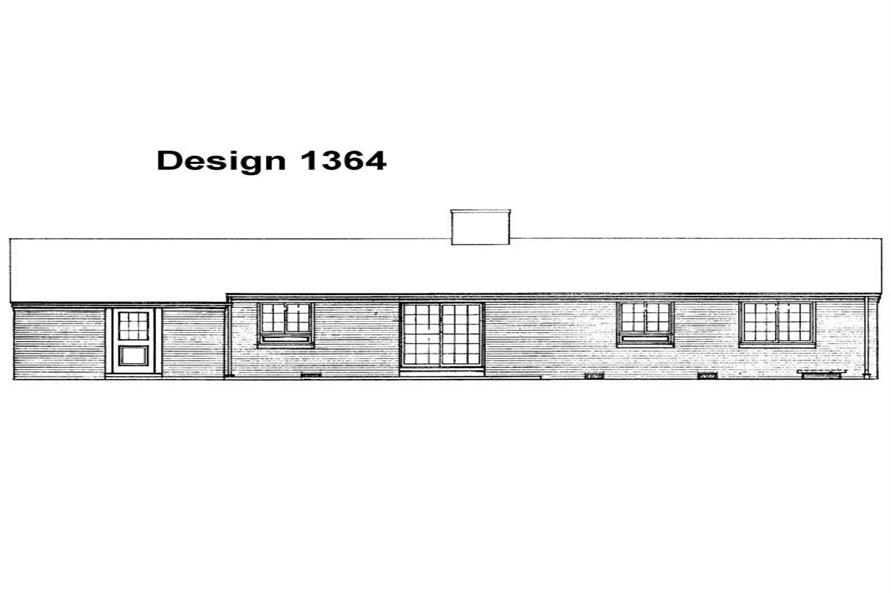House Plan #137-1266