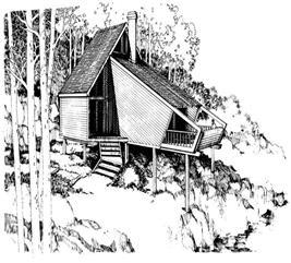 House Plan #137-1267