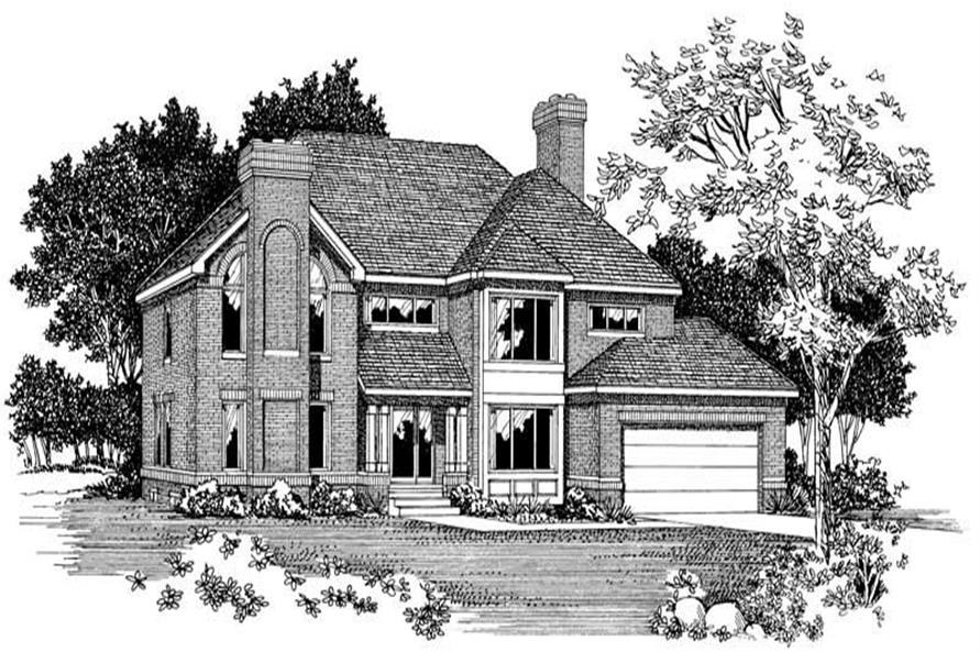 3446 HOME PLAN