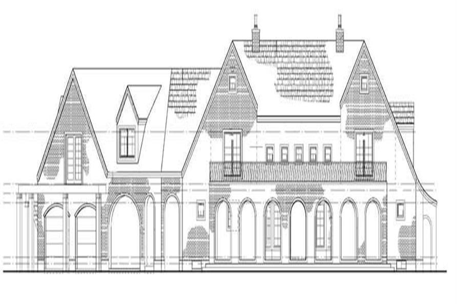 House Plan #137-1278