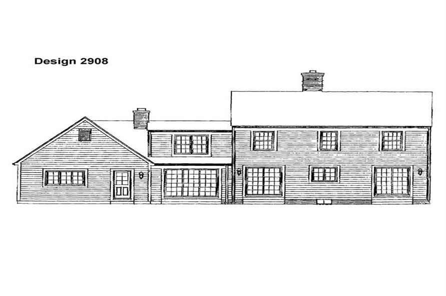 HOME PLAN 2908